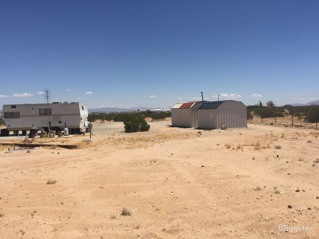 Two Mobile Homes On 5 Acres In Joshua Tree Photo 5