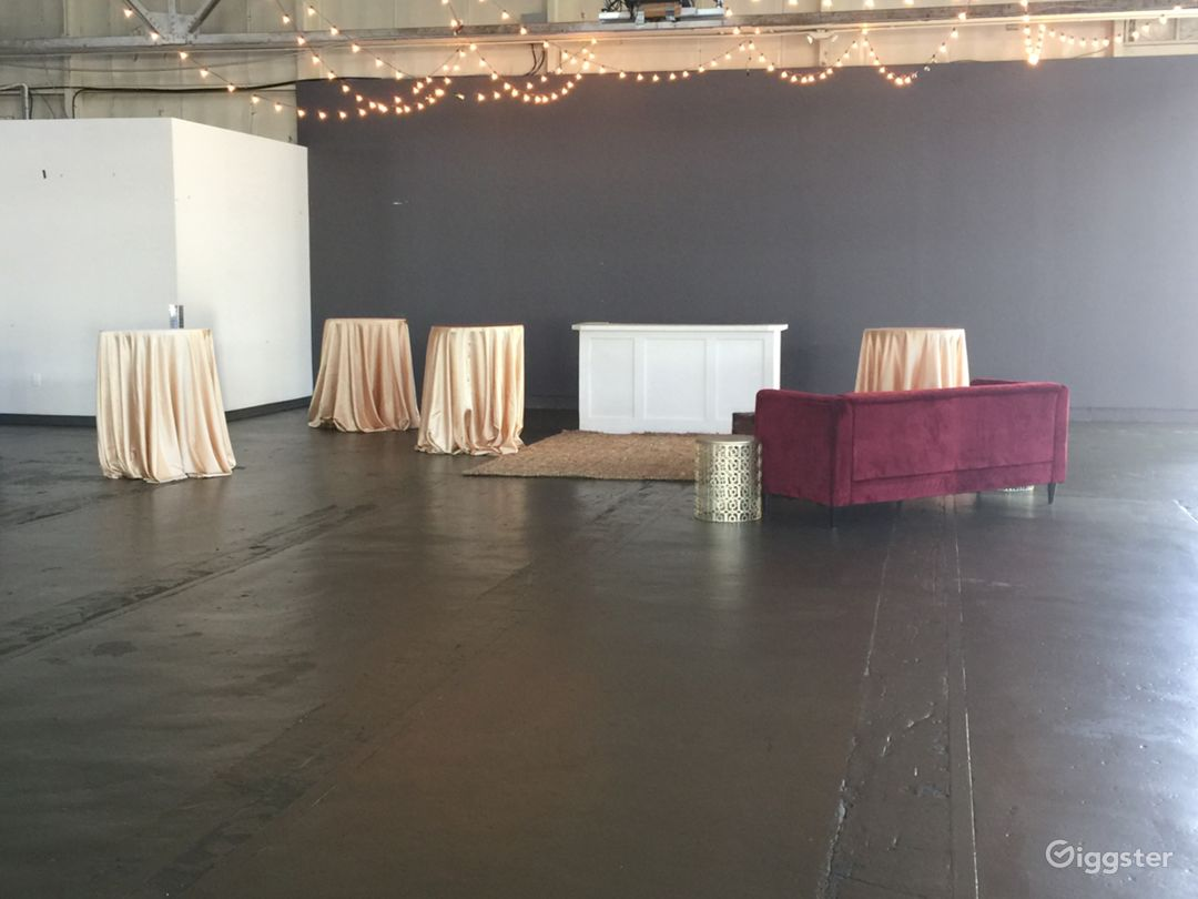 Industrial Warehouse Event Space Photo 5