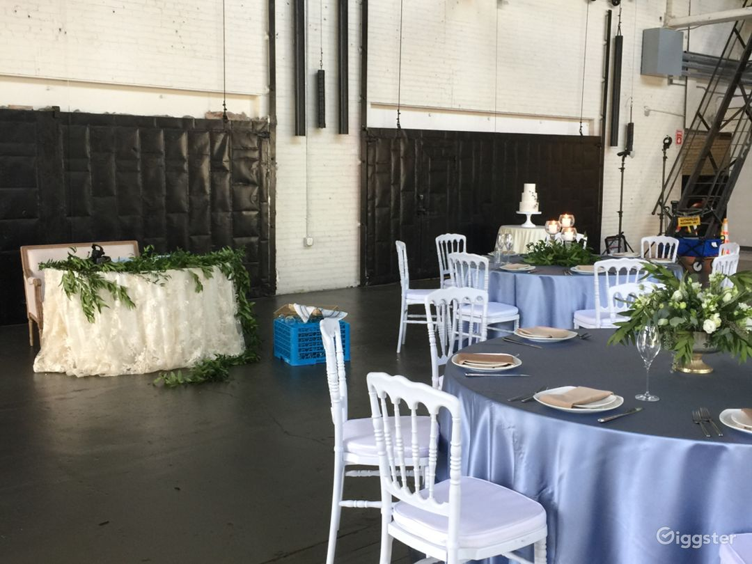 Industrial Warehouse Event Space Photo 4
