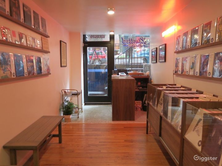 East Village Record Store Photo 2