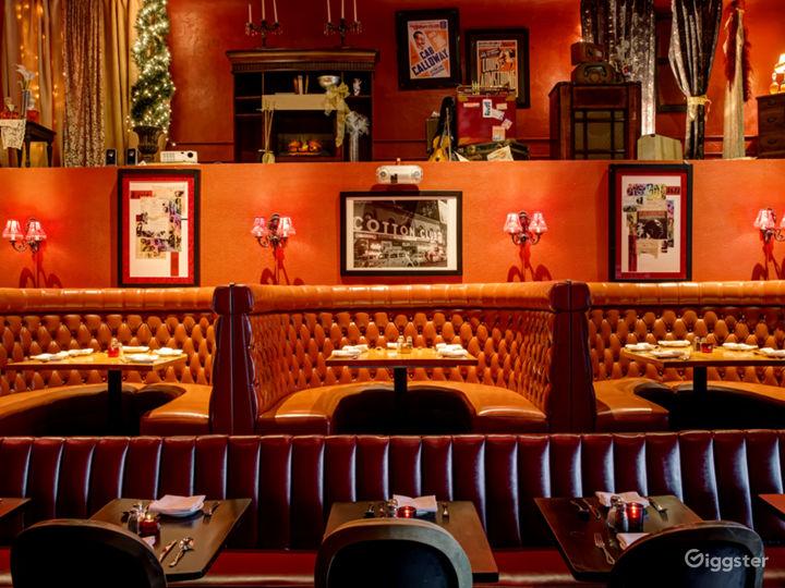 Trendy Bar & Restaurant with Unique Design Photo 5