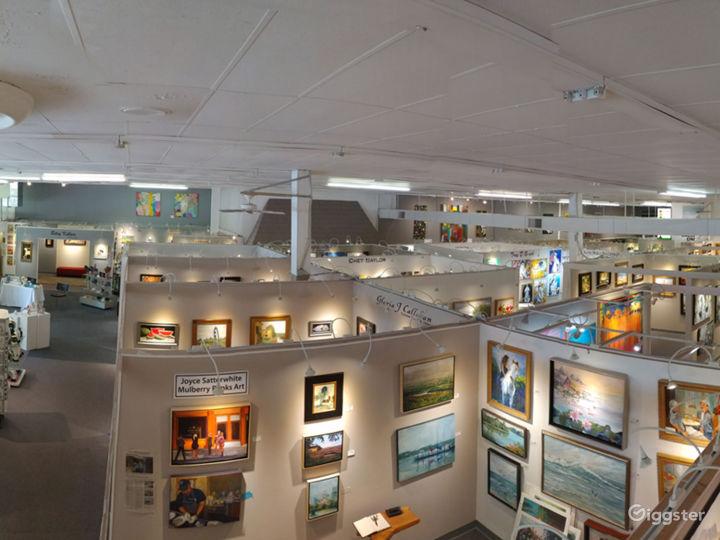 Building 1 Gallery Spaces