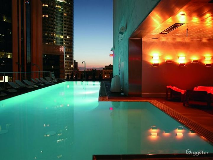 The Rooftop with Stunning & Panoramic views of LA Photo 5
