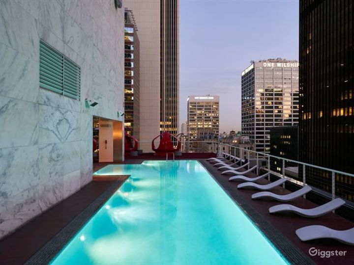 The Rooftop with Stunning & Panoramic views of LA Photo 2