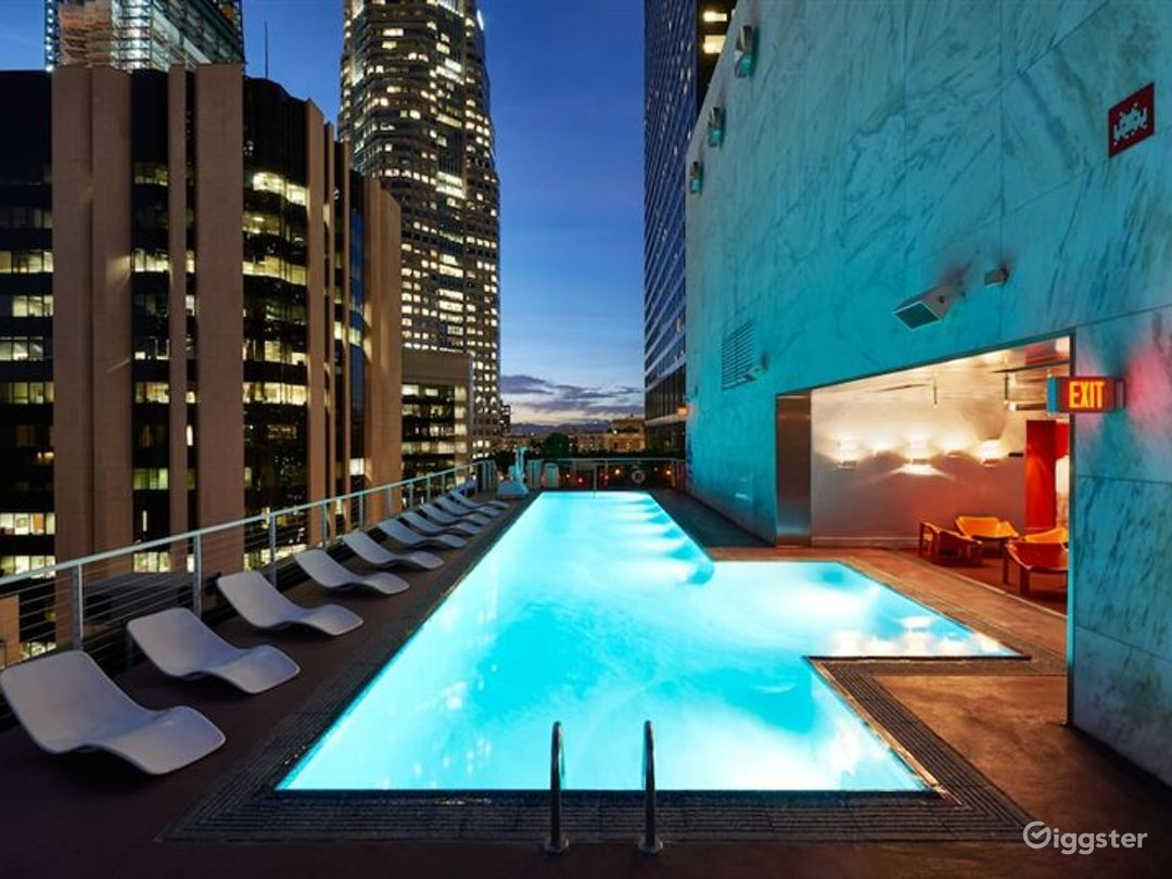 The Rooftop with Stunning & Panoramic views of LA Photo 1