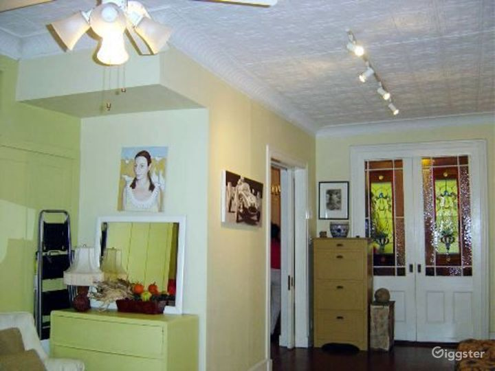 Townhouse apartment with deck: Location 2786 Photo 3
