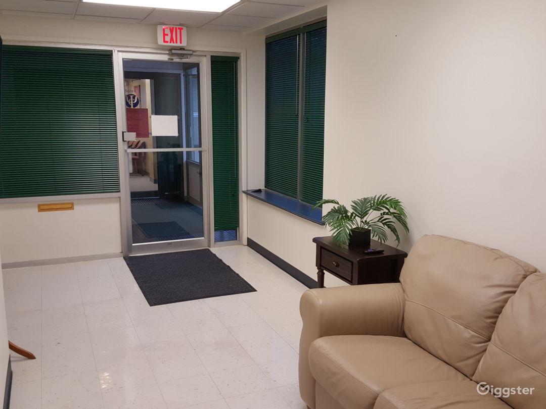 Lobby/Entry Way (reverse)