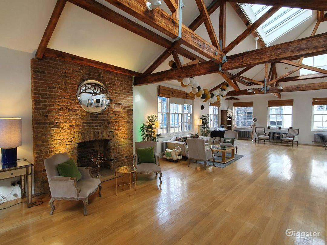 Beautiful Shoreditch Loft Studio in London  Photo 1