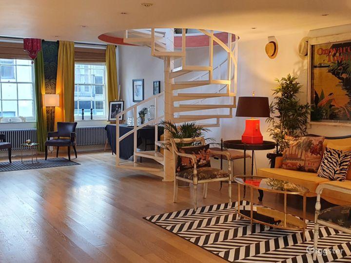 Beautiful Shoreditch Loft Studio in London  Photo 4