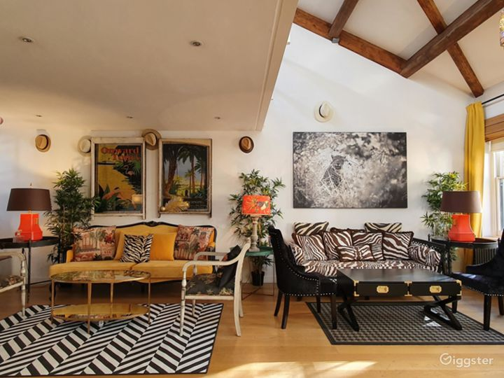 Beautiful Shoreditch Loft Studio in London  Photo 5