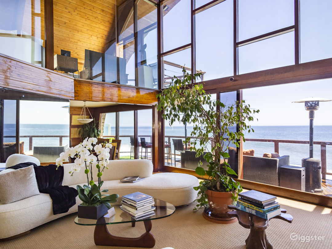 Architectural Beach House Photo 2