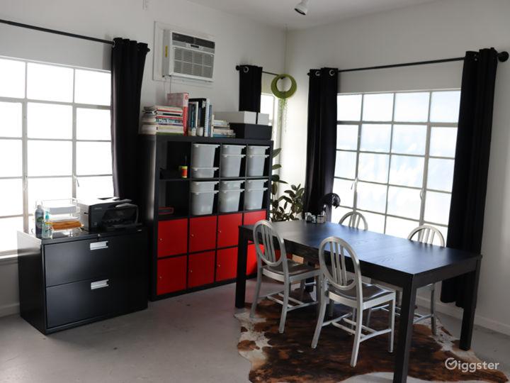 Natural Light Industrial Loft Style Studio Photo 5