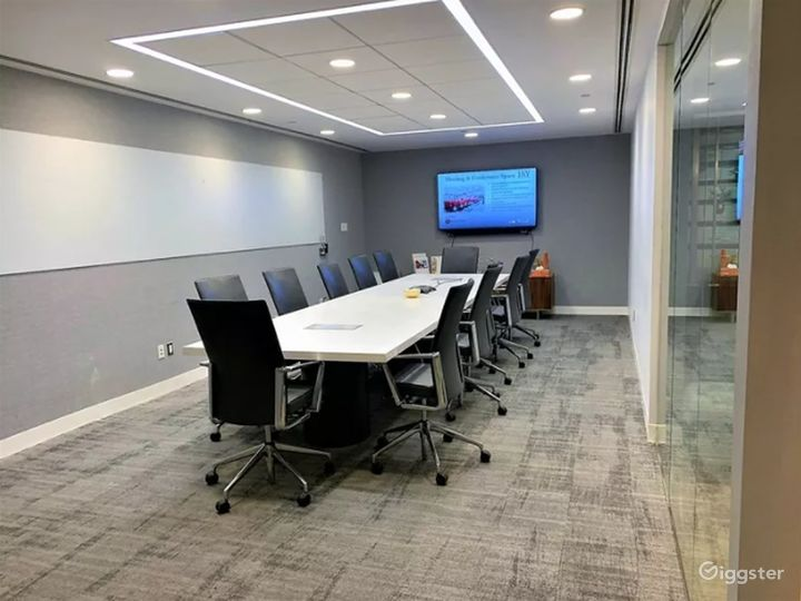 Wall Street Confrence Room