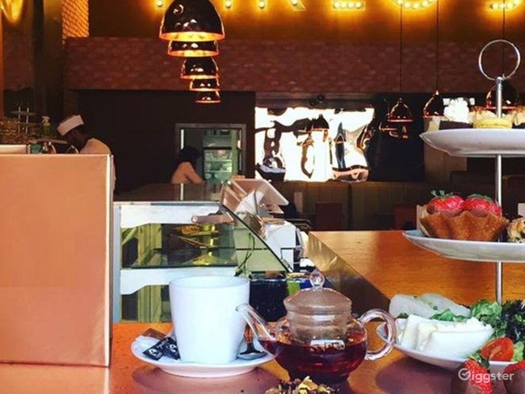 Luxurious and Spacious Dessert Lounge  Photo 1