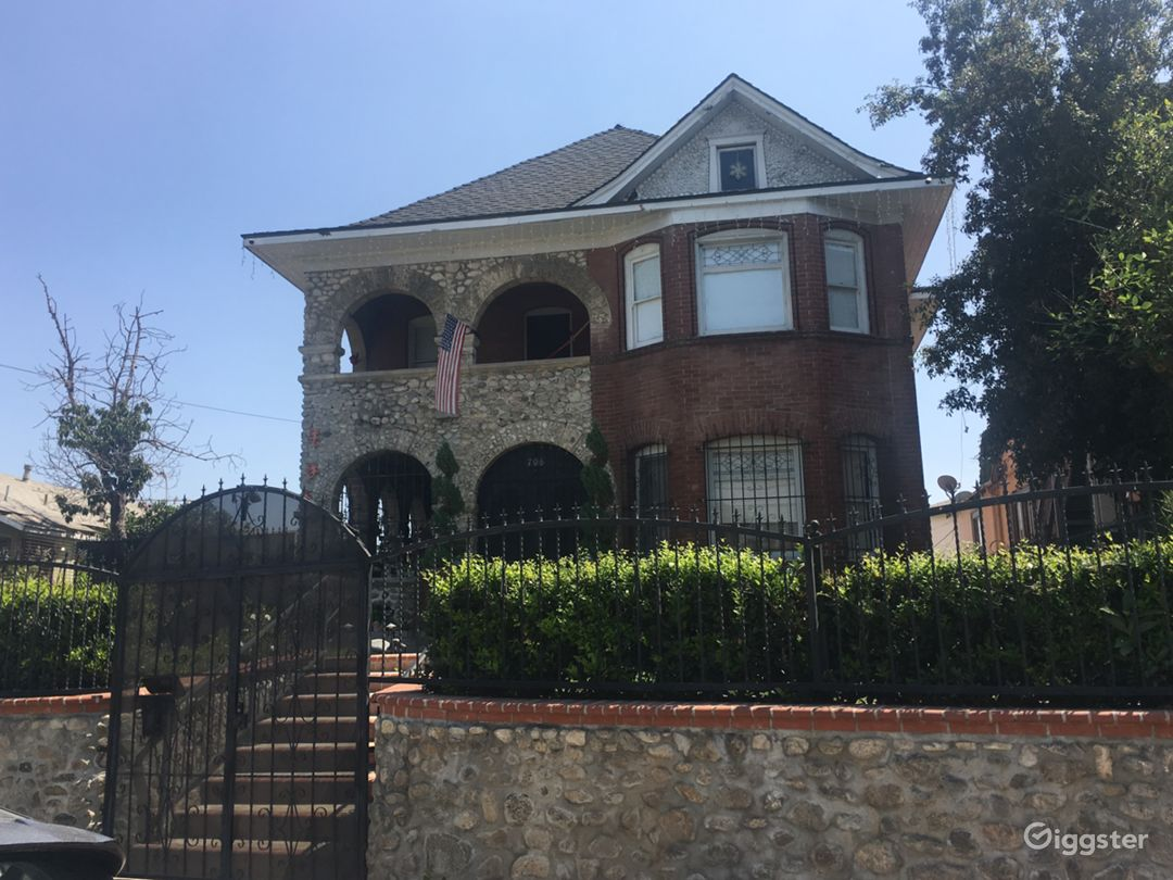 Historic  Brick/Stone Home in Boyle Heights  Photo 1