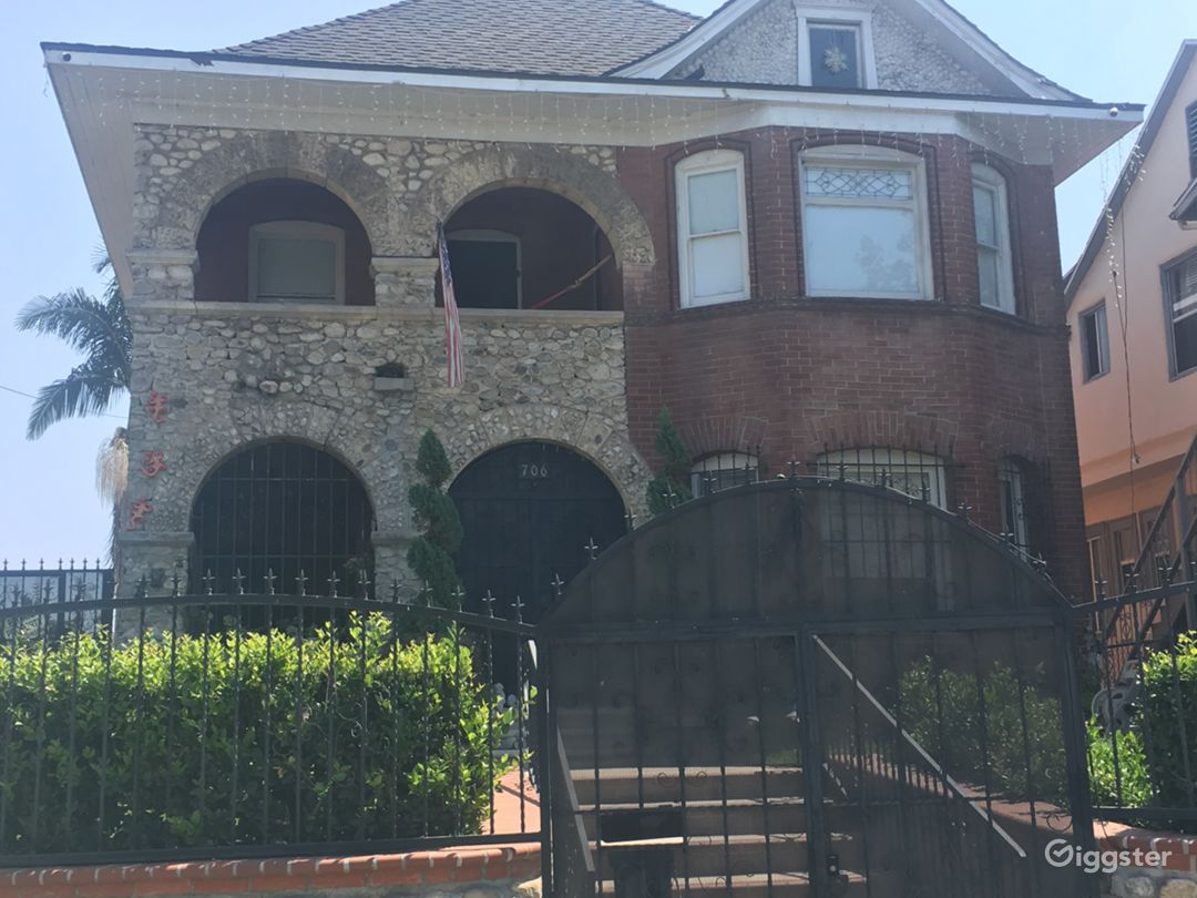 Historic  Brick/Stone Home in Boyle Heights  Photo 2