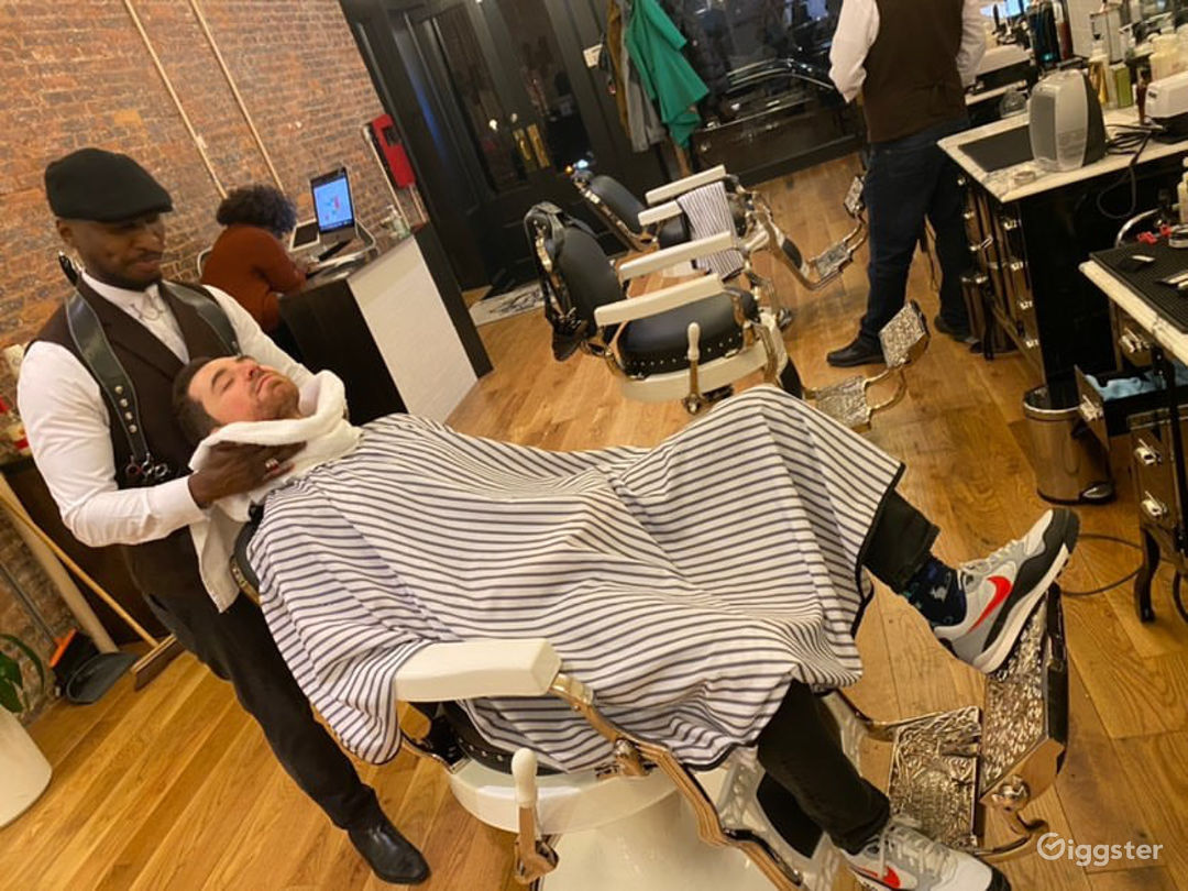 Classic Luxury Barbershop SoHo, NY Photo 4