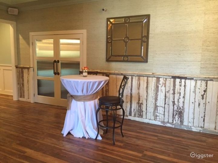 Affordable and Attractive Event Space in Charleston Photo 4