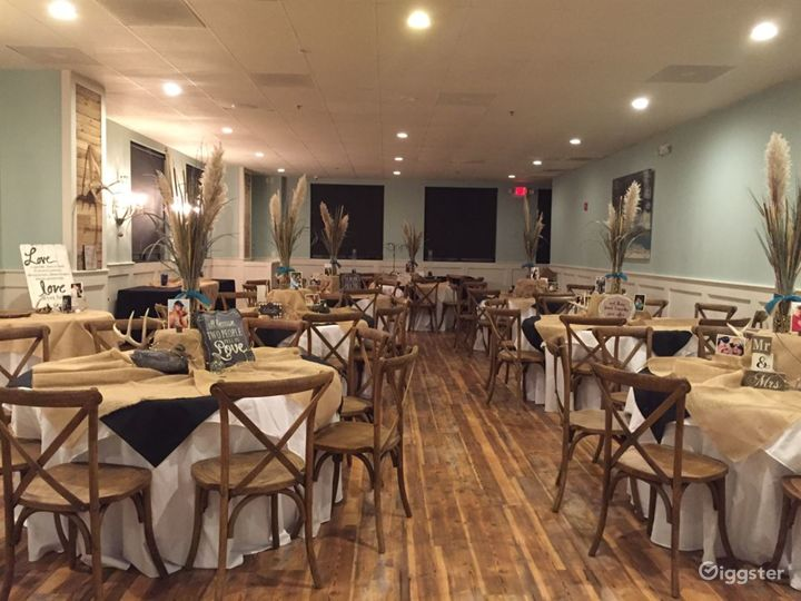 Affordable and Attractive Event Space in Charleston