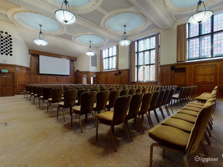 Hoare Memorial Hall in London Photo 4