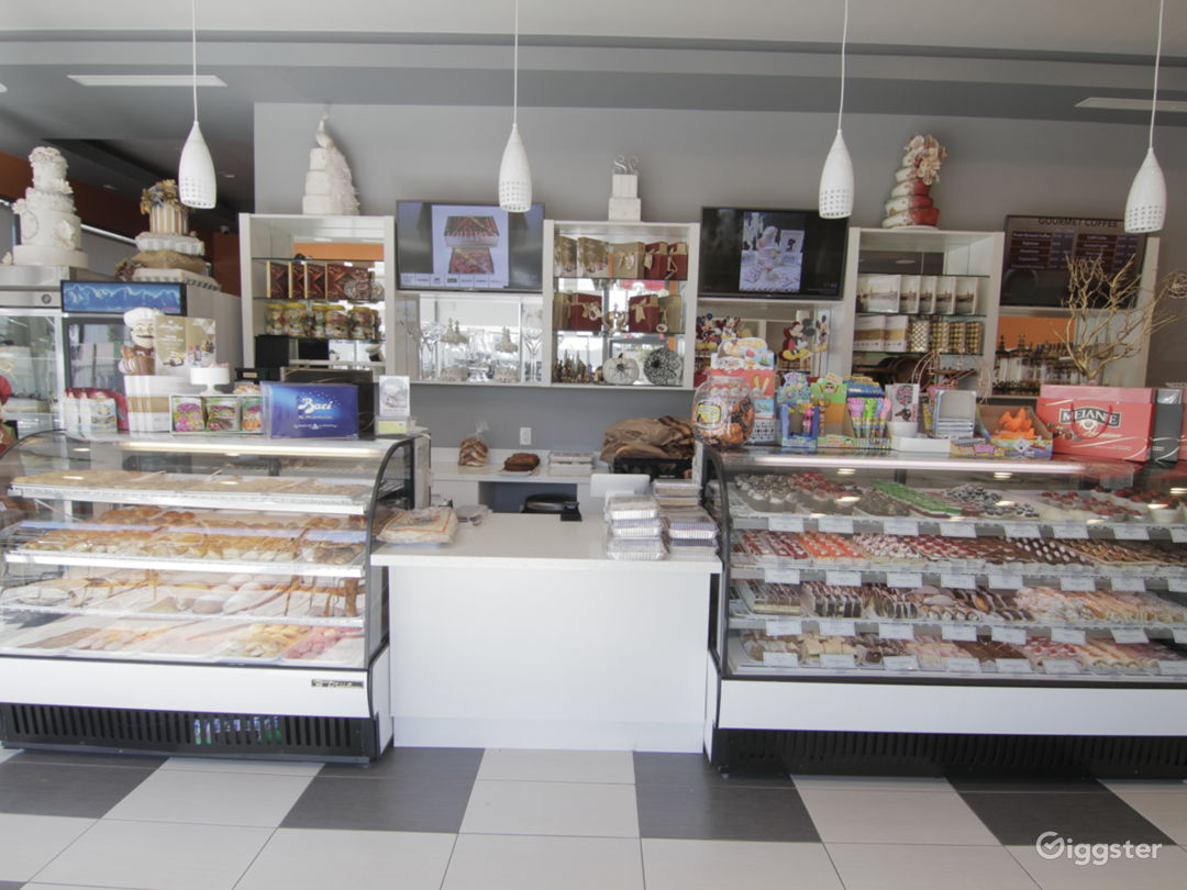 Bakery with Cafe Area Photo 1