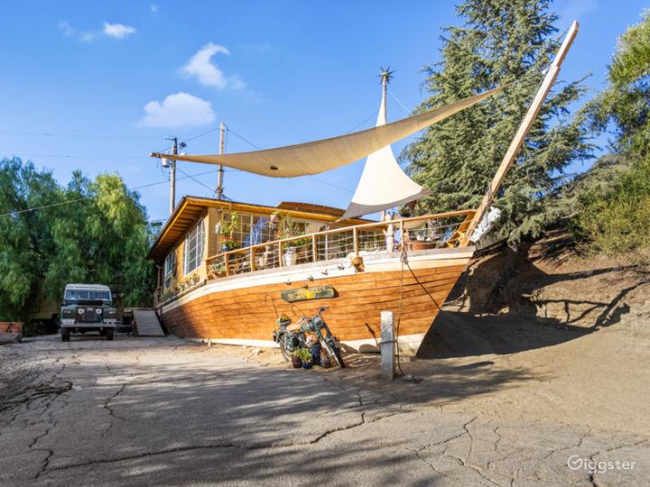 Mountain Ship Photo 4