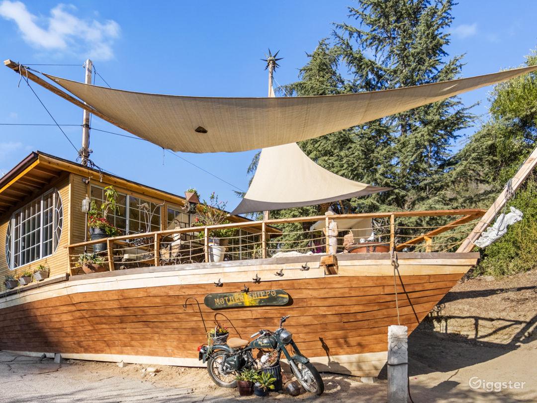 Mountain Ship Photo 1