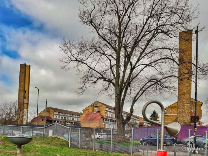 Central Venture Playground in Peckham Photo 4