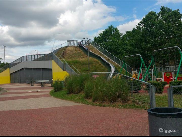 Central Venture Playground in Peckham Photo 5