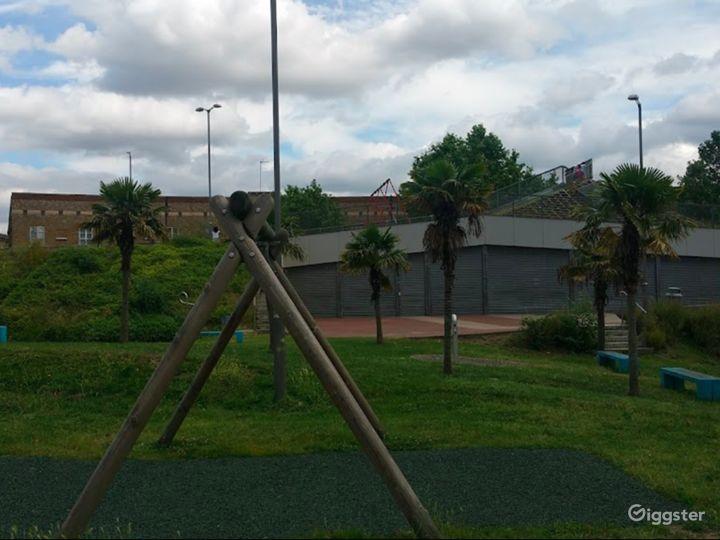Central Venture Playground in Peckham Photo 3