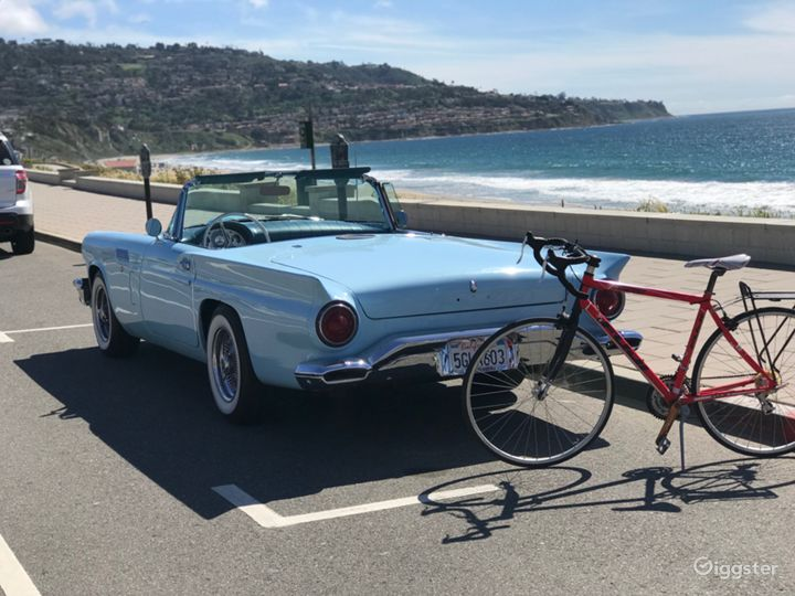 1957 Ford T-Bird Convertible  Photo 5