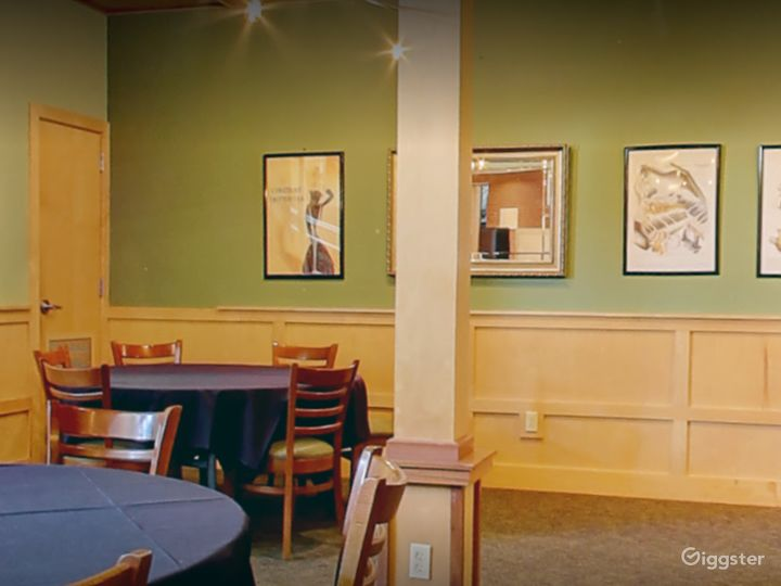 Semi-Private Dining Space in Madison Photo 5