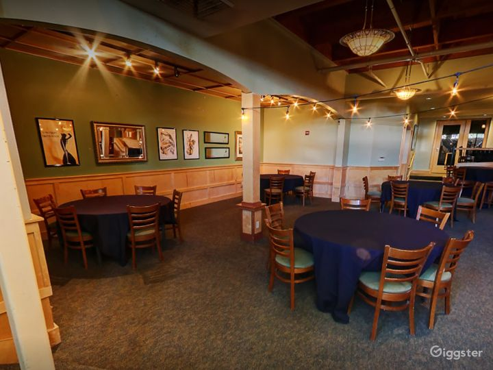 Semi-Private Dining Space in Madison Photo 4