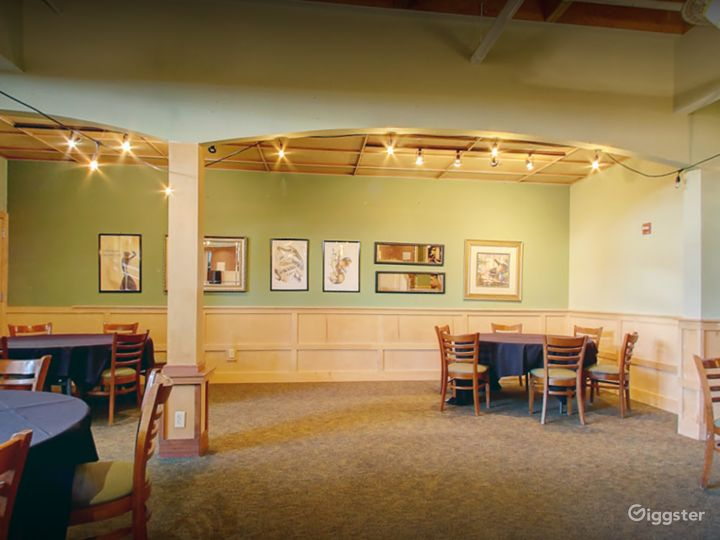 Semi-Private Dining Space in Madison Photo 2