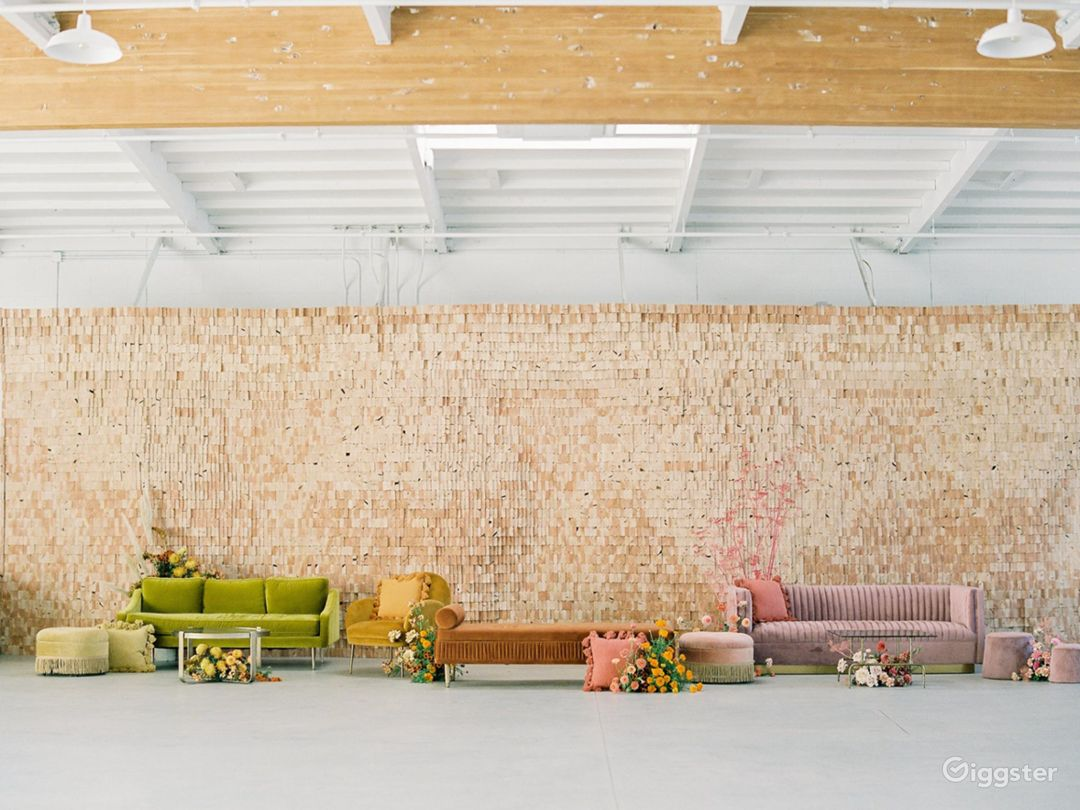 Beautiful Warehouse Space in Little Italy Photo 1