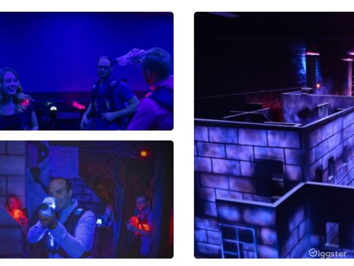 A Fun Laser Tag Room in Maple Grove  Photo 3
