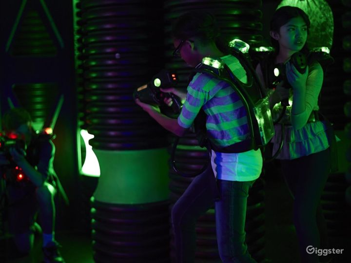 A Fun Laser Tag Room in Maple Grove  Photo 5