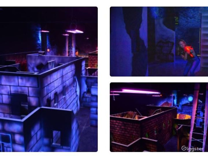 A Fun Laser Tag Room in Maple Grove  Photo 4