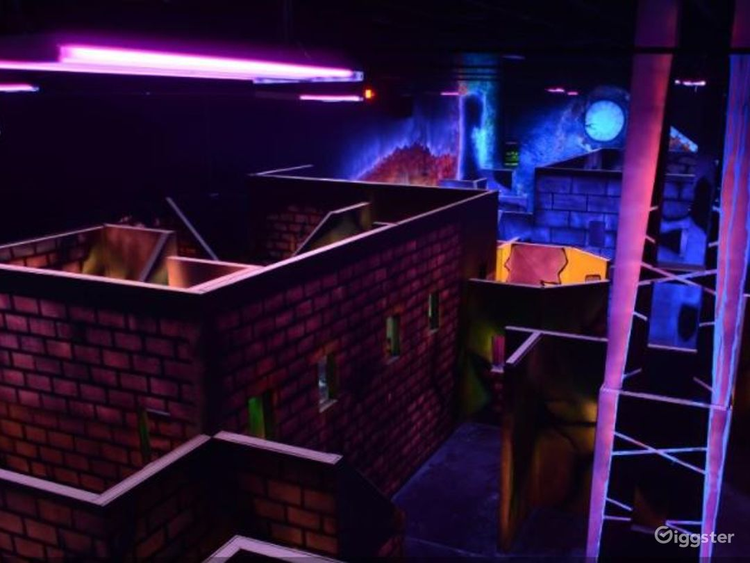 A Fun Laser Tag Room in Maple Grove  Photo 1