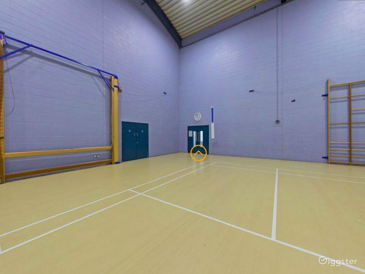 Spacious Gym in London Photo 2