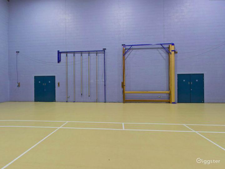 Spacious Gym in London Photo 3