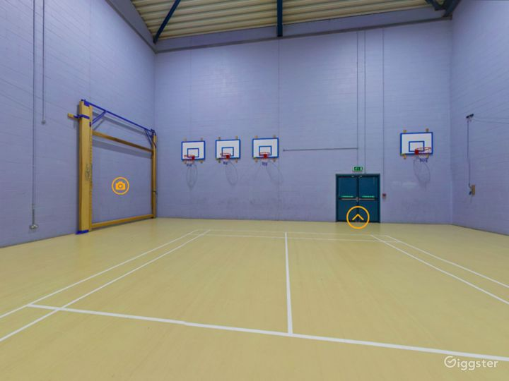 Spacious Gym in London Photo 5
