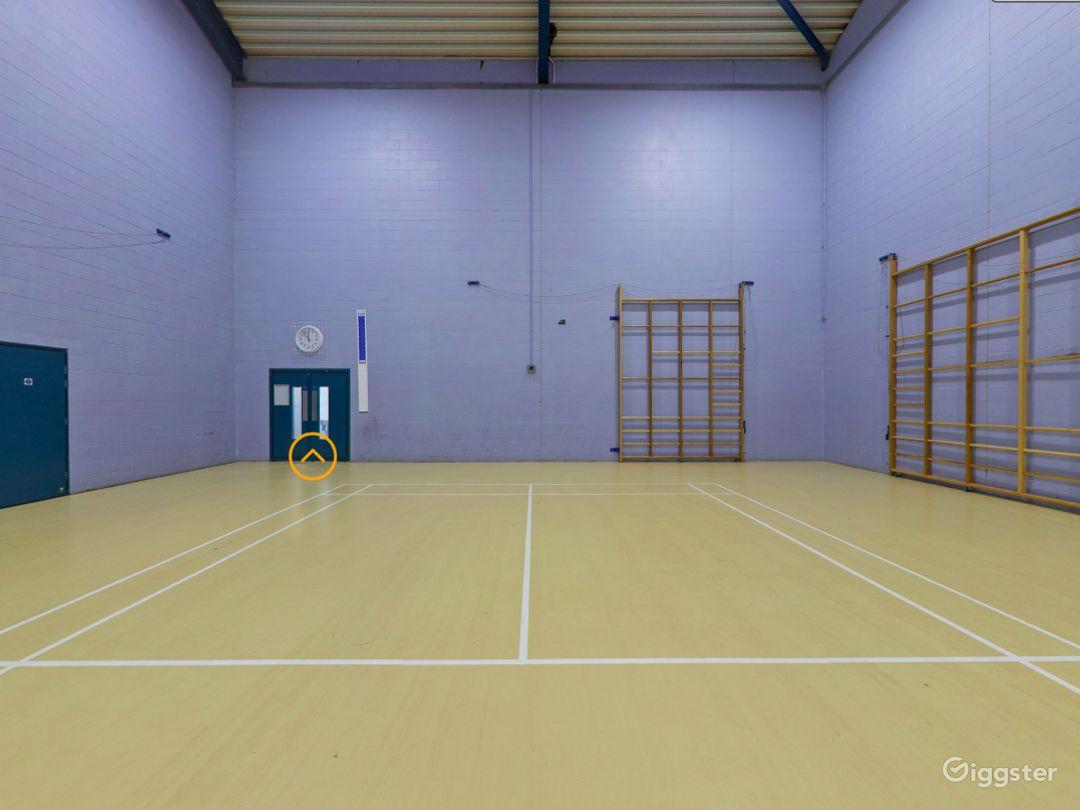 Spacious Gym in London Photo 1