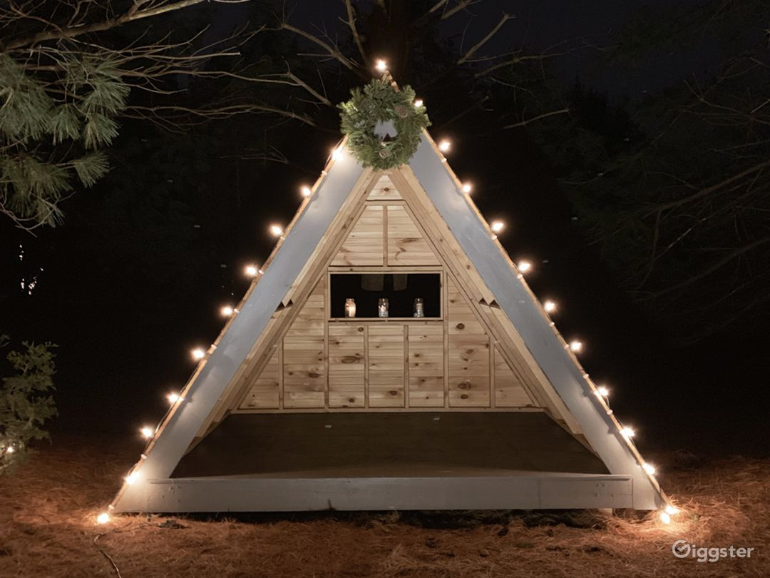 a-frame playhouse