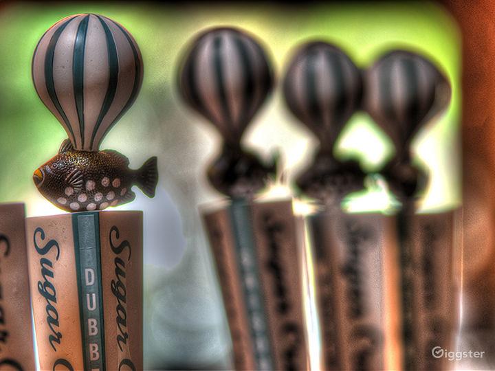 Elegant Brewery Patio in Charlotte Photo 5