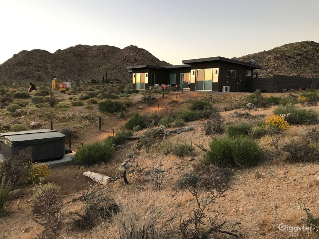 Desert Escape in Joshua Tree Photo 2
