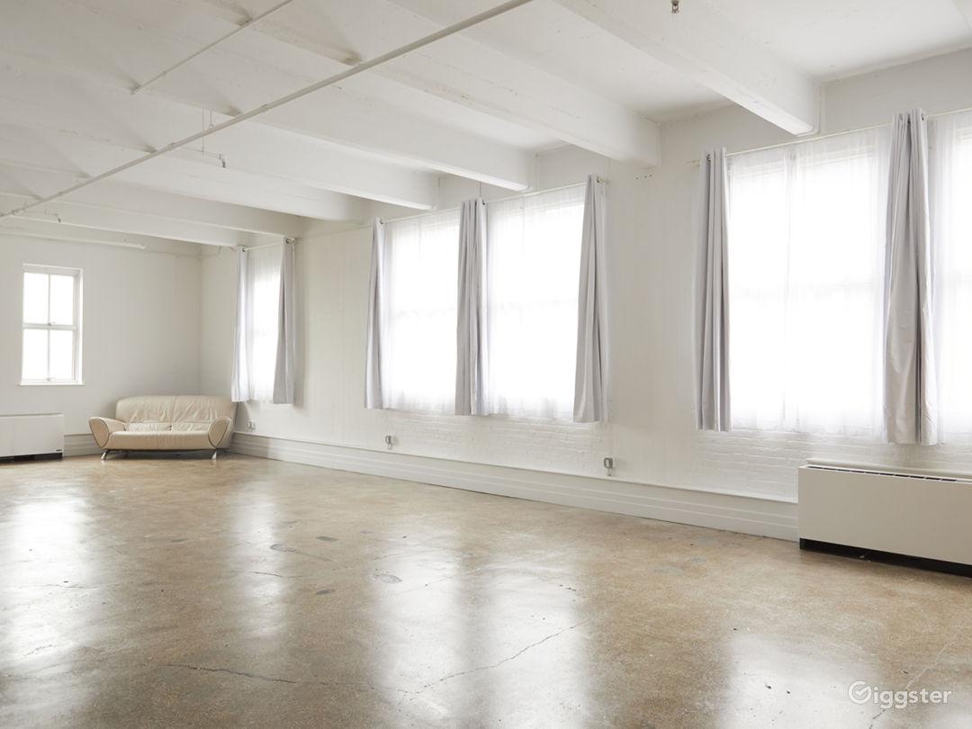 Photo Studio - big windows 1,200 sq ft Photo 1