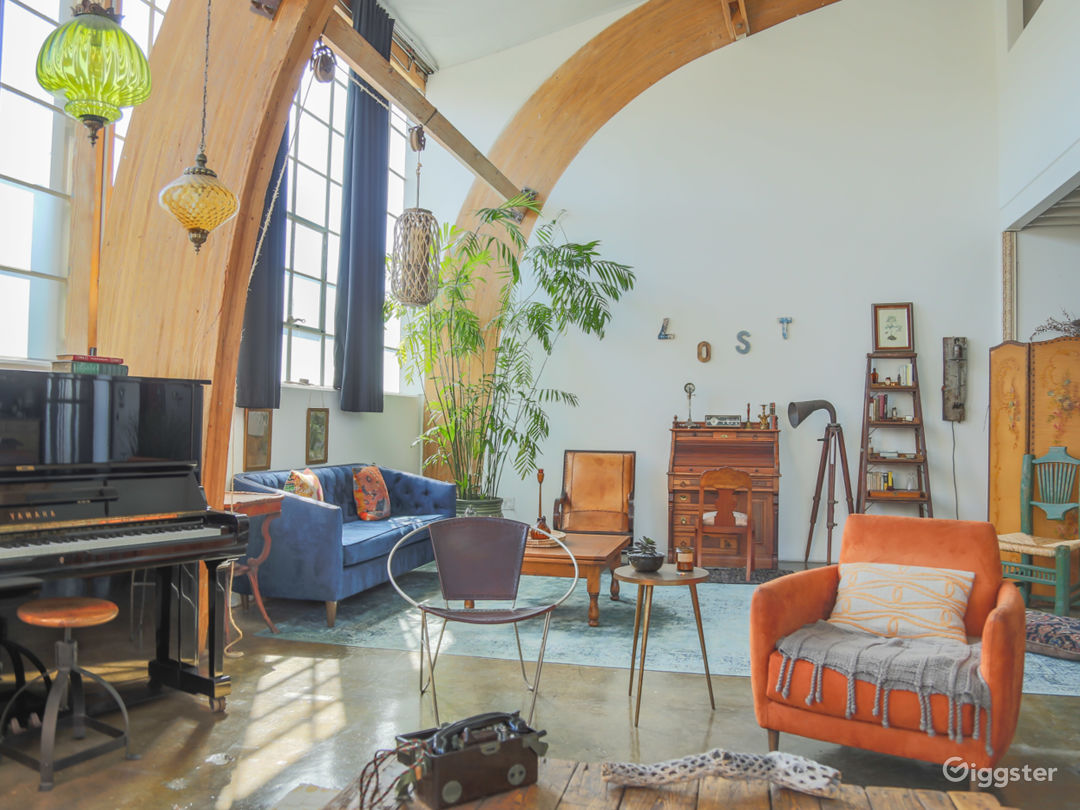 Large, Designed, One-of-a-Kind Frogtown Loft  Photo 1