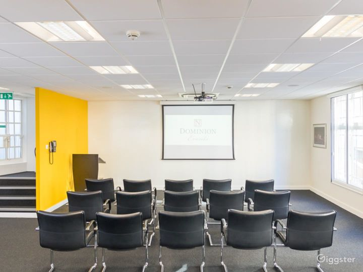 Light and Airy Boardroom on Tottenham Court Road Photo 2