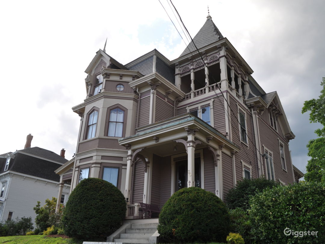 1879  Victorian Mansion in Historic District Photo 1